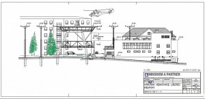 plan heliport LBC