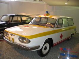 Tatra_603_ambulance