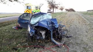 Nehoda OA