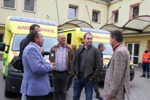 11 - Návštěva Hornorakouských kolegů